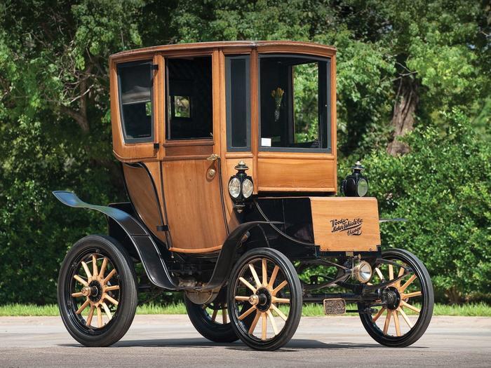 Компания «Woods» предшественник Tesla Авто, Автоистория, Электромобиль, Длиннопост