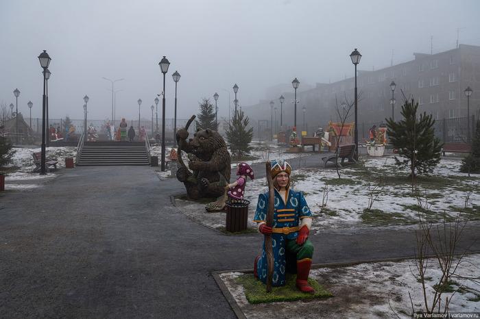 Хочу извиниться перед администрацией Мурманска... Мурманск, Мэрия, Детская площадка, Благоустройство, Длиннопост, Варламов