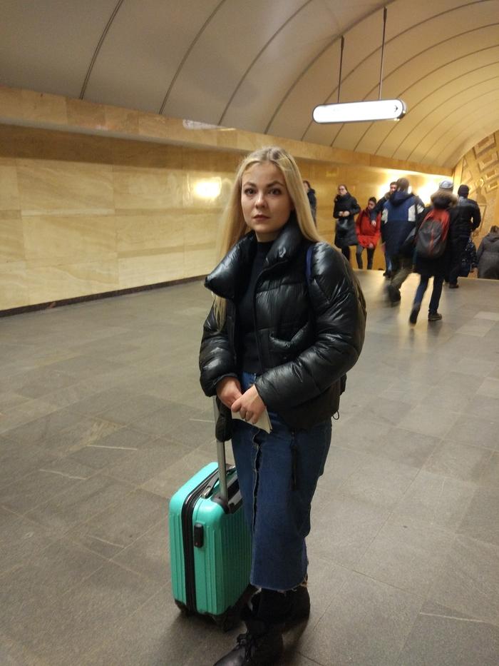 Очередная бедная девочка не может уехать домой Попрошайки в метро, Попрошайки, Мошенники, Санкт-Петербург