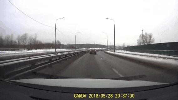 Але оп #6 ДТП, Новая Москва, Але-Оп, Занесло, Прощелкал, Гифка, Видео