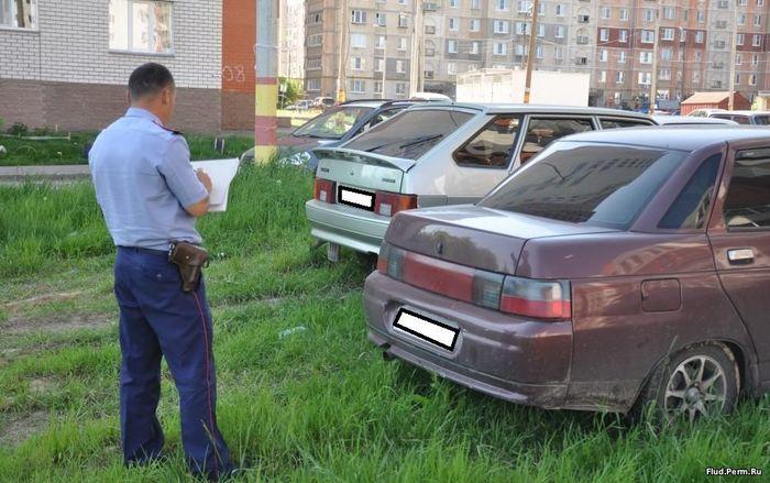 Свердловские парламентарии приняли закон о штрафах за парковку на газонах Штраф, Газон, ПДД, Екатеринбург