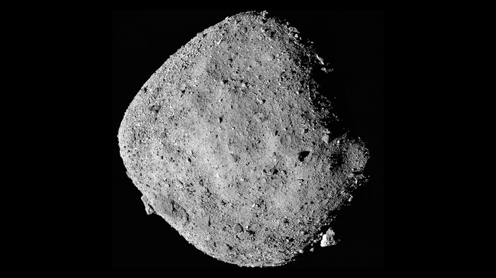 На астероиде Бенну обнаружили следы воды Бенну, Космос, Астероид, Вода