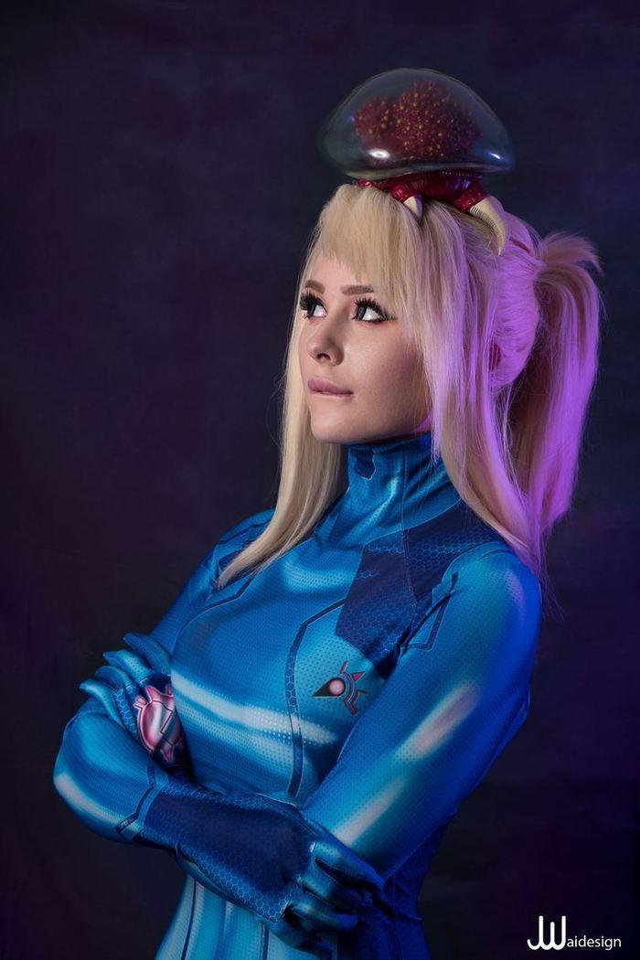 Cosplay - Metroid Metroid, Samus, Samus Aran, Самус, Самус Аран, Jenna Lynn Meowri, Косплей, Длиннопост