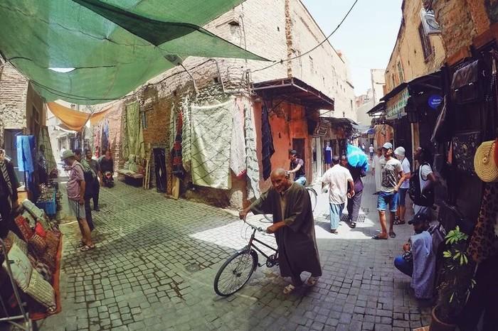 Круг по Марокко: люди Марракеша Путешествия, Марокко, Марракеш, Арабы, Длиннопост