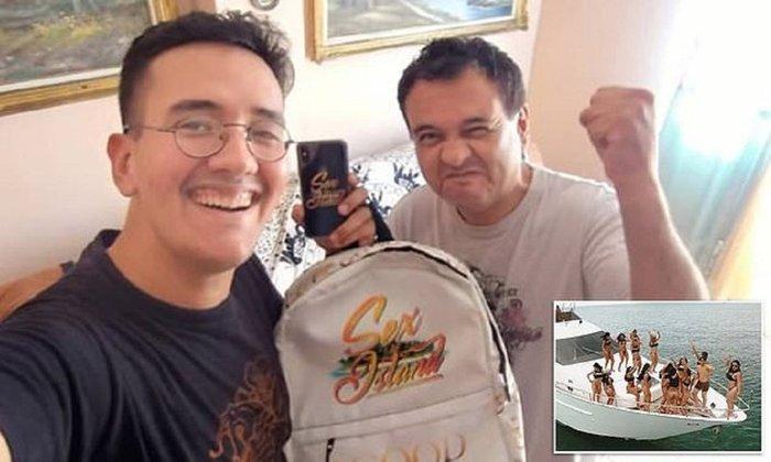 Девственник выиграл путевку на Остров Секса Sex island, Девственность, Удача, Новости, Длиннопост