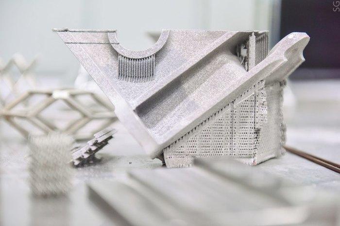 Сотовая 3D-печать уменьшит вес автомобилей и ракет Популярная механика, 3D, 3D принтер, Металл, Инновации, Новые технологии, Длиннопост