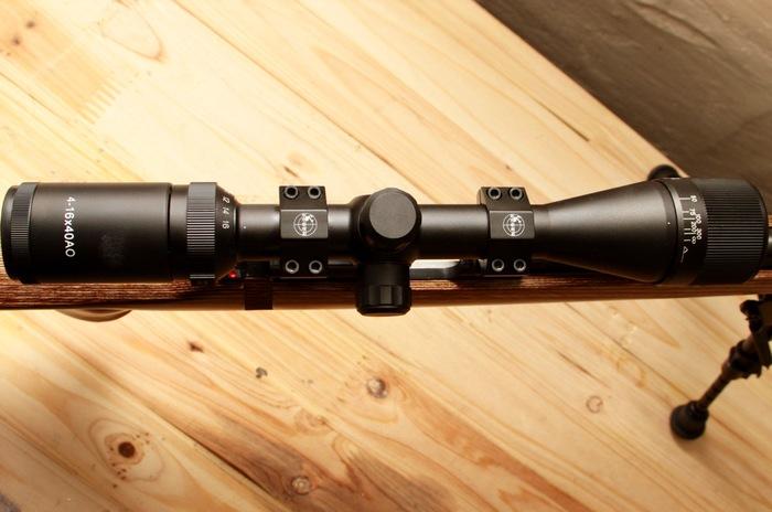 Небольшой обзор оптического прицела Smersh 4-16х40 AO Оптический прицел, Винтовка, Длиннопост