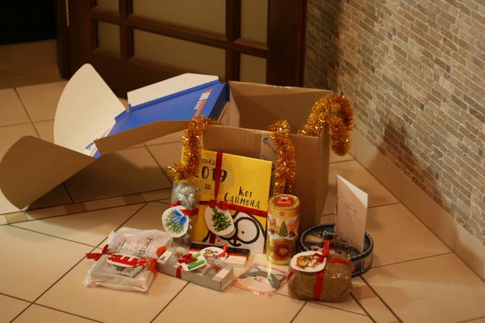 Тайный Санта почти что по соседству. Минск - Борисов Отчет по обмену подарками, Тайный Санта, Обмен подарками, Новый Год, Длиннопост