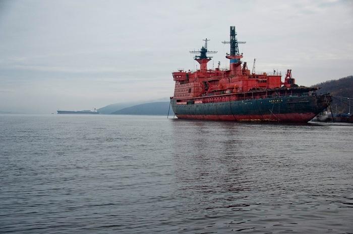 Лёд тронулся. Зачем Россия вкладывается в Арктику? Арктика, Геополитика, Длиннопост