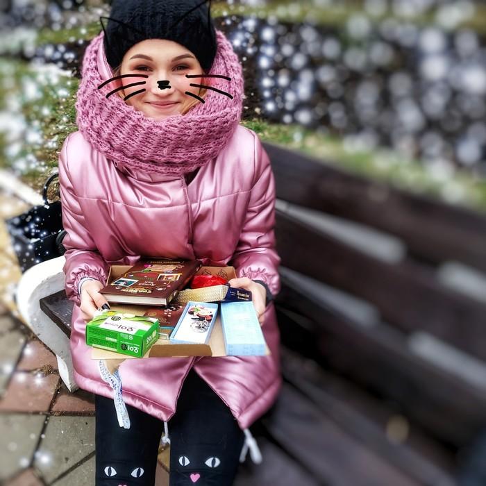 Наконец-то свершилось! Новогодний обмен подарками, Дед Мороз, Луганск, Обмен подарками, Длиннопост, Отчет по обмену подарками, Тайный Санта
