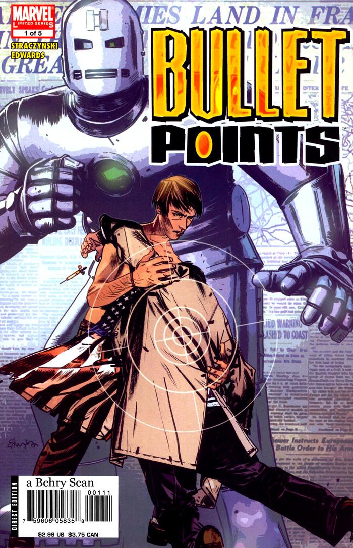 Погружаемся в комиксы: Bullet Points Супергерои, Marvel, Параллельная вселенная, Халк, Комиксы-Канон, Длиннопост, Комиксы