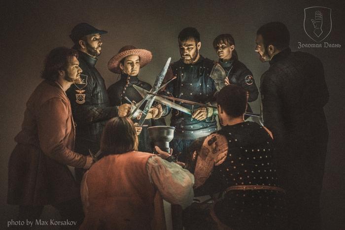 #колябольшиеяйца и переосмысление Рембрандта) Фотография, Страдающее средневековье, Турнир, Фехтование, Промо, Длиннопост