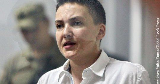 Где же вы, либеральная общественность? Савченко частично ослепла и оглохла. Политика, Савченко, Голодовка, Украина, Либералы молчат