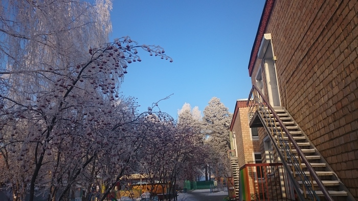 В шаге от реальности Рутина, Работа, Красота природы, Пауза, Снег, Зима, Длиннопост