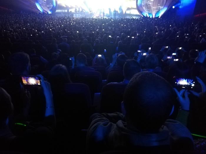 Съемка телефоном на концерте Концерт, Телефон, Съемки, Brainstorm, Длиннопост