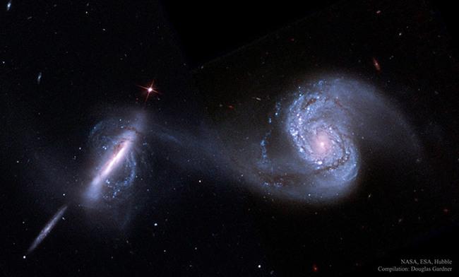 Звёздное небо и космос в картинках - Страница 3 1544791809119510061