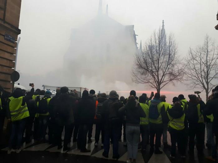 Протесты во Франции Политика, Франция, Протесты во Франции, Длиннопост