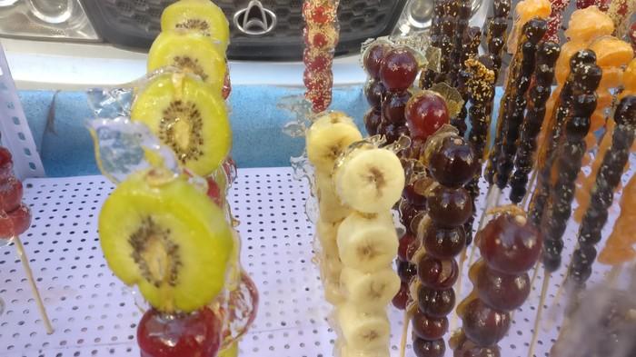 Дунбэйские сладости Китай, Еда, Сладости, Зима, Длиннопост