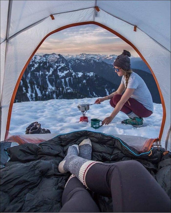 Где-то далеко в горах
