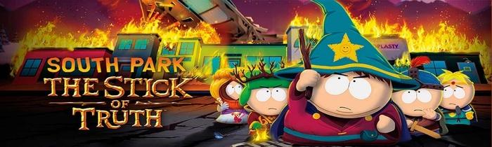 "История серии игр ""South Park"" South Park, South Park: The Stick of Truth, История серии, Ретроспектива, Видеоигра, Длиннопост"