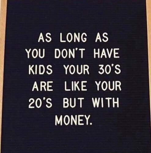 Нужны ли дети Дети, 30 лет, Деньги, 20 лет