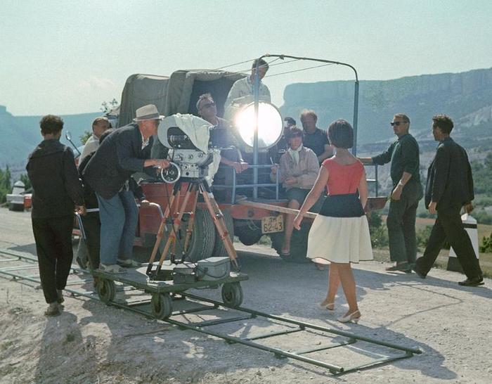 """""""Nữ tù nhân Kavkaz, hay những cuộc phiêu lưu mới của Shurik"""", 1966"""