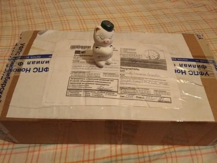 АДМ из Новосибирска Новогодний обмен подарками, Отчет по обмену подарками, Обмен подарками, Новый Год, Длиннопост, Тайный Санта