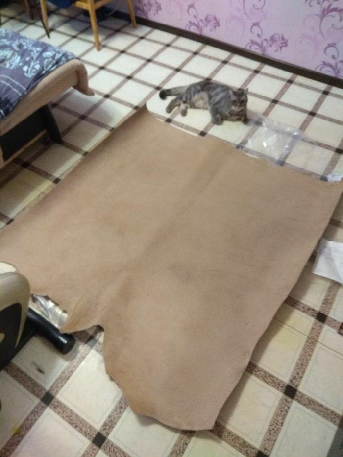 Мой первый кожаный ремень ручной работы Ремень, Ручная работа, Кожа, Длиннопост