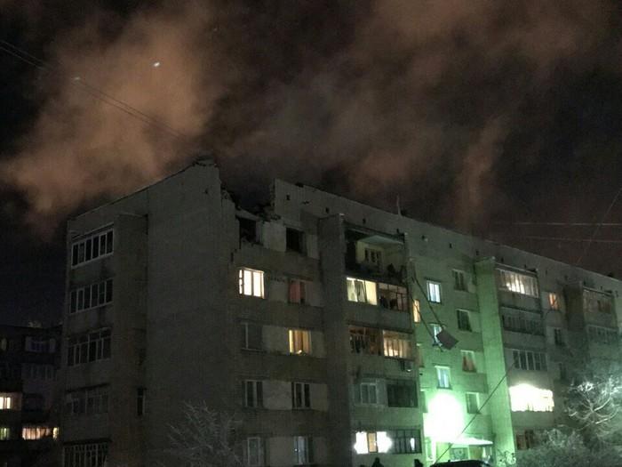 Взрыв газа в многоквартирном доме г.Вологда Вологда, Взрыв газа, Помощь, Длиннопост