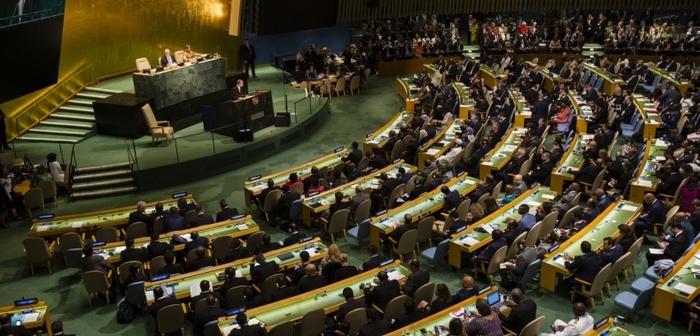 Генеральная Ассамблея ООН приняла украинский проект резолюции о милитаризации Крыма, Азовского и Чёрного морей. ООН, Политика, Крым, Россия, Украина, Текст
