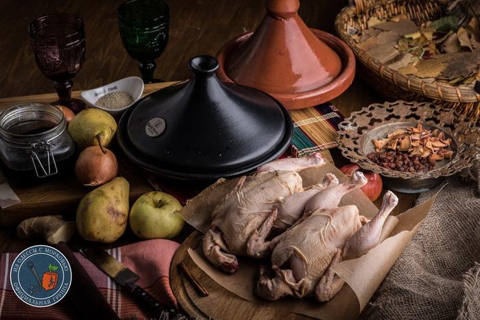 Тажин на Новый Год. Адаптированная версия. Из Одессы с морковью, Кулинария, Рецепт, Еда, Фотография, Длиннопост, Тажин