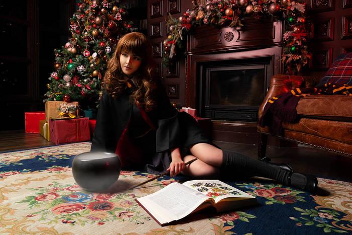 Hermione Granger! Гермиона, Disharmonica, Косплей, Гарри Поттер, Фильмы, Игры, Магия, Девушки, Длиннопост