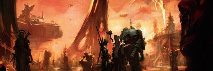 НОВОЕ ОТКРЫТИЕ Warhammer, Warhammer 40k, Wh back, Cw_BF, Длиннопост