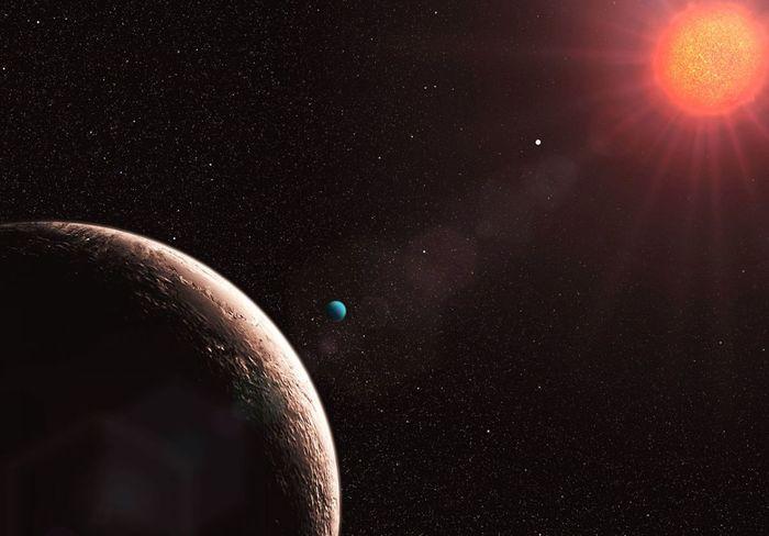 Видос на день— Аурелия. Космос, Внеземная жизнь, Компьютерное моделирование, Планеты и звезды, Видео, Длиннопост