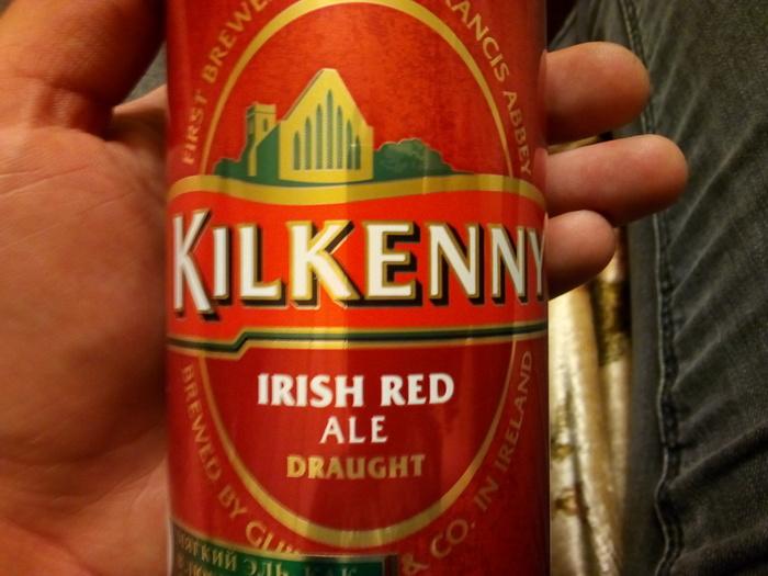 Пиво KilKenny Пиво, Алкоголь, Пятерочка, Годнота, Длиннопост