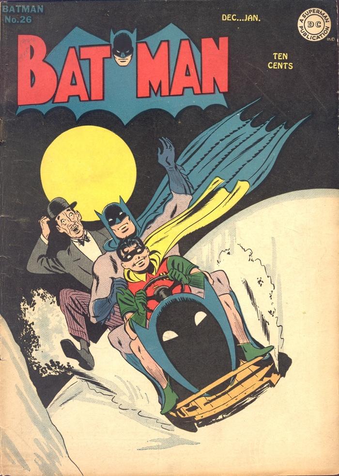 Погружаемся в комиксы: Batman #26-35 Супергерои, DC Comics, Бэтмен, Комиксы-Канон, Длиннопост