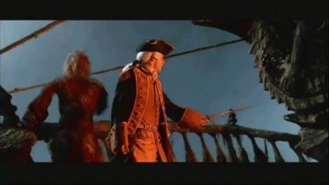 За кадром«Пираты Карибского моря: На краю света» Пираты карибского моря, Киносъемки, Фото со съемок, Интересное, За кадром, Гифка, Длиннопост, Фильмы