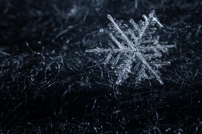 Макрофотосъёмка - снежинки. Nikon d5300, Макросъемка, Снежинка, Длиннопост, Фотография