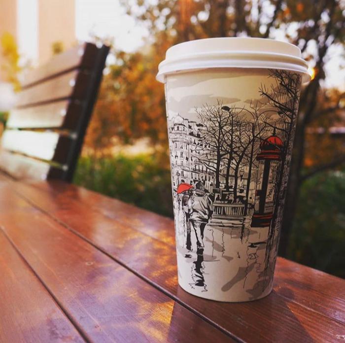 Всем любителям Кофе посвящается фото!