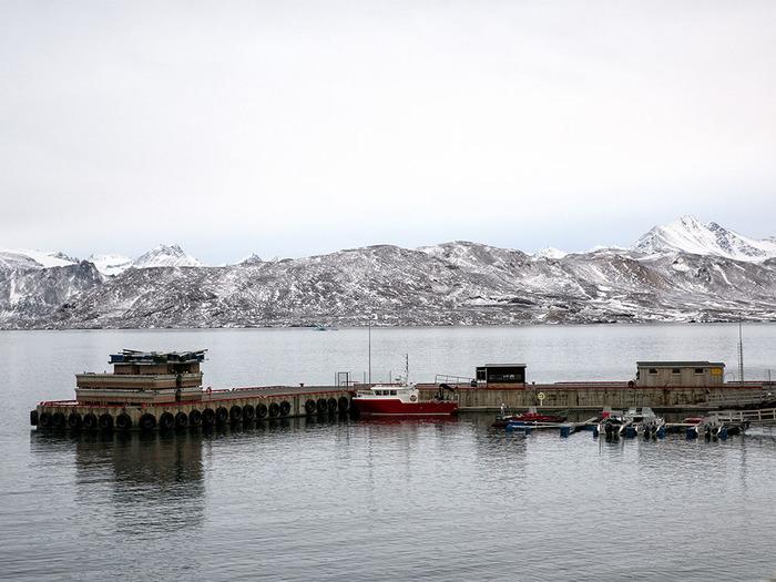 Иностранец попытался ограбить банк на пустынном полярном острове Лонгйир, Ограбление банка, Шпицберген, Новости
