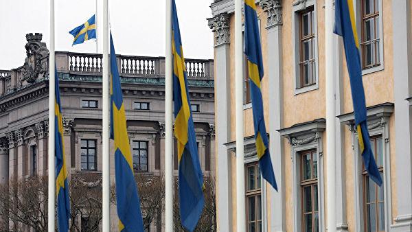 Россия выслала шведского дипломата Политика, Посольство, Шведы