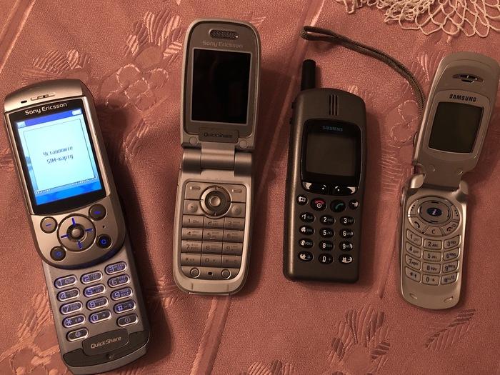 Ностальгия Мобильные телефоны, Раритет, Ностальгия, Samsung, Sony Ericsson, Siemens, Длиннопост