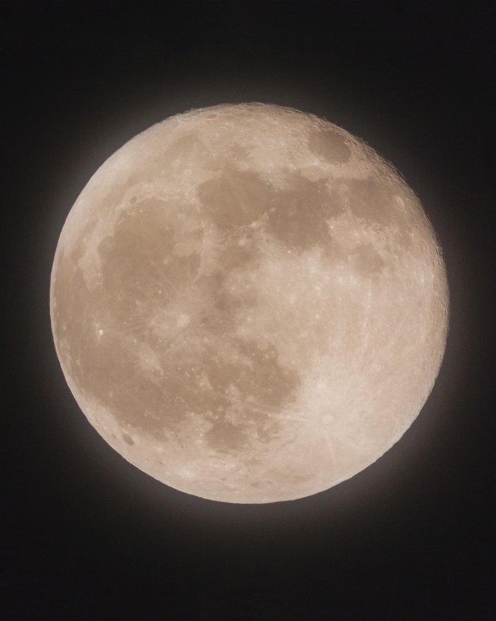 Сегодняшнее полнолуние Полнолуние, Луна, Астрофото, Фотография, Иркутск, Планетарий, Астрономия