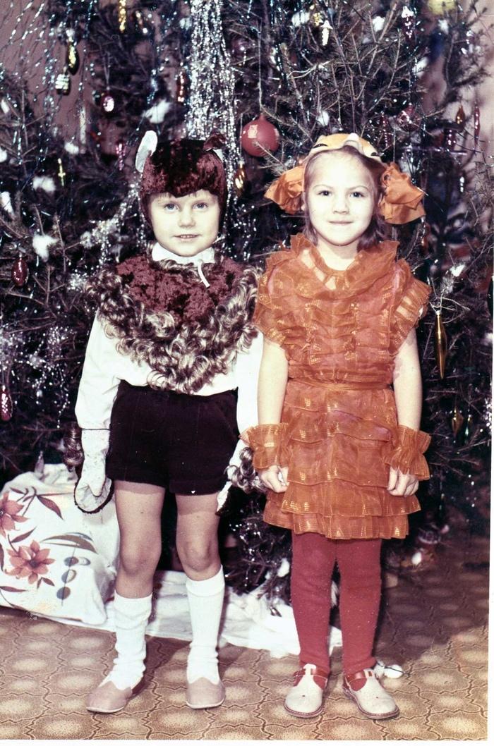 Новый год, подарки и обида. Новый Год, Длиннопост, Ёлка, Детство, Обида