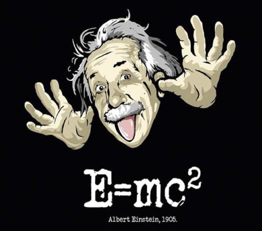 Что значит m в формуле E = mc^2 Масса, Энергия, Теория относительности, Физика, Эйштейн, Длиннопост