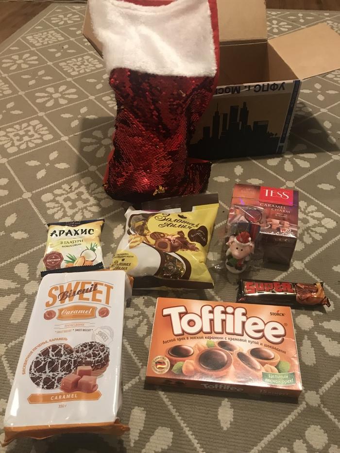 Подарок от Деда Мороза Обмен подарками, Новогодний обмен подарками, Тайный Санта, Отчет по обмену подарками, Длиннопост