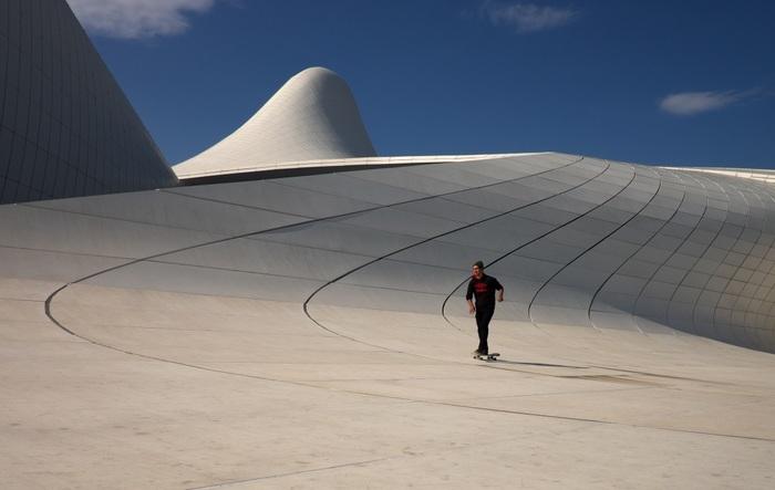 Дороги которые мы выбираем Аллегория, Скейтбордист, Жизненный путь, Баку