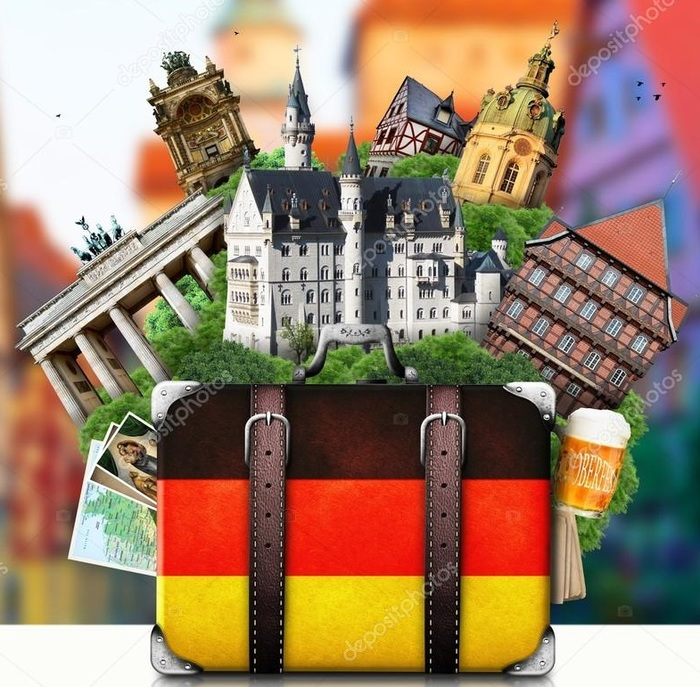 Временно в Германии: как не стоит делать Германия, Полиция, Закон, Штраф, Туризм, Нарушение, Преступление, Длиннопост