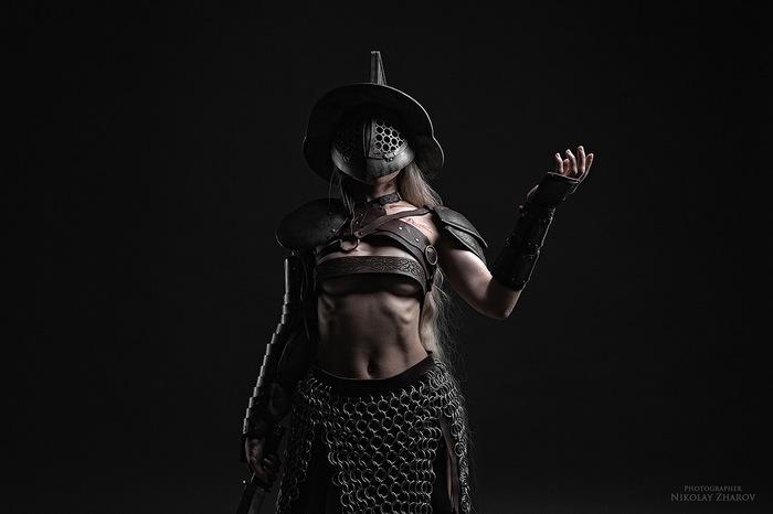 Spartacus by Helena Winnowill Косплей, Спартак, Spartacus, Helena Winnowill, Длиннопост