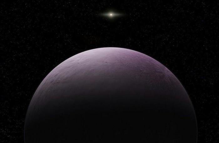 Астрономы открыли в Солнечной системе еще одну карликовую планету Космос, Планета, Солнечная система, Астрономия